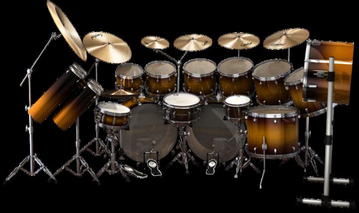 simon phillips studio drums steinberg