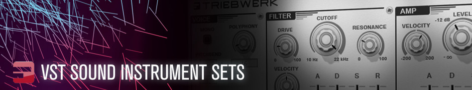 VST Sound Instrument Sets